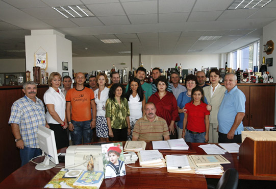 Constanta Office Staff